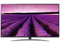 LG NanoCell TV 49SM8200 4K Ultra HD Smart
