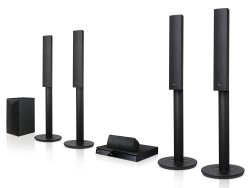 LG LHB655 3D Blu-ray Home Theater System