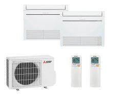Multi Split Air Conditioner Mitsubishi Electric MFZ-KT25 + MFZ-KT35 + MXZ-2F53VF