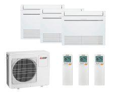 Multi Split Air Conditioner Mitsubishi Electric MFZ-KT25 + MFZ-KT25 + MFZ-KT35 + MXZ-4F72VF